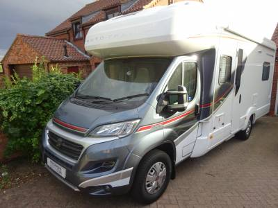 Autotrail Tracker RB