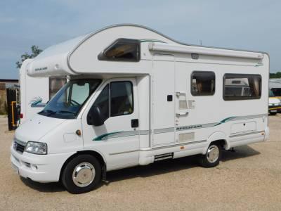 Bessacarr E465 - 2005