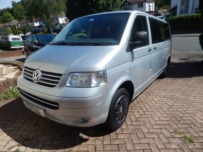VW T5 2007 Campervan with air con for sale