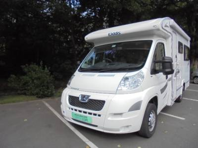 Elddis Autoquest 140 like Compass Avantgarde 2 birth rear lounge motor home for sale