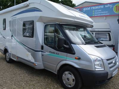 2012 Chausson Flash 22