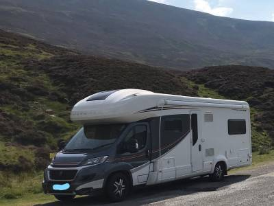 Auto Trail Frontier Scout 2015 6 Berth Rear Lounge Motorhome For Sale