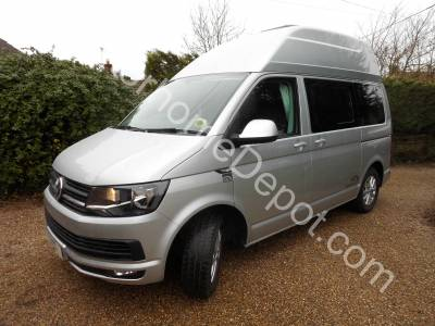 Volkswagen Transporter T28 tdi - RHD, Cab air-con, 4 Seatbelts, Low mileage, Blue Motion Tech, Warm air heating