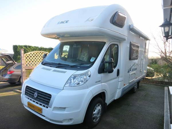 ACE Milano 5 Berth Family Motorhome For Sale