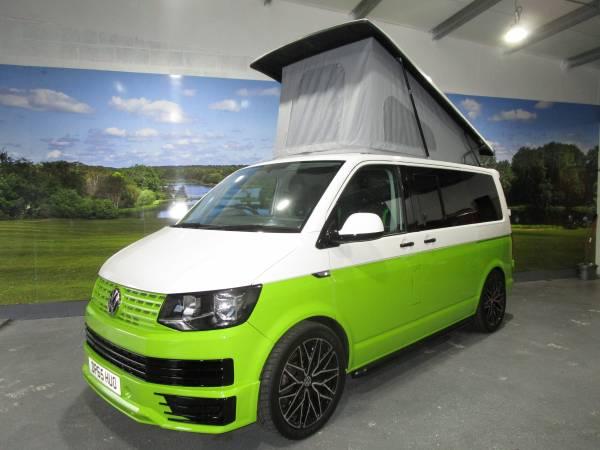 VW T6 Pop Top Luxury BBH Designs 4 Berth Campervan For Sale