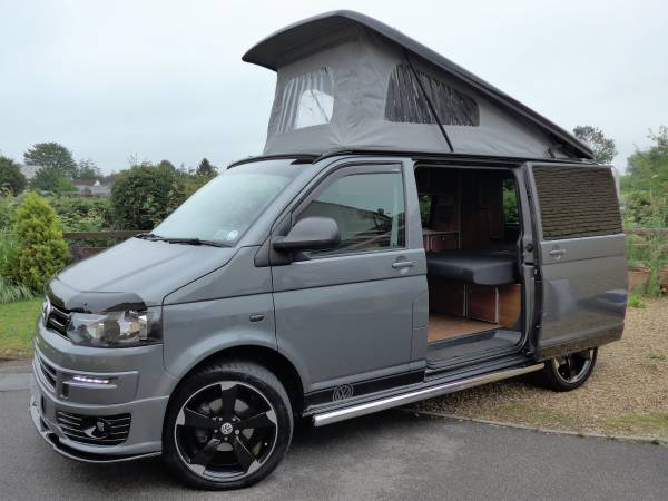 VW T5 Needingworth Camper Conversion