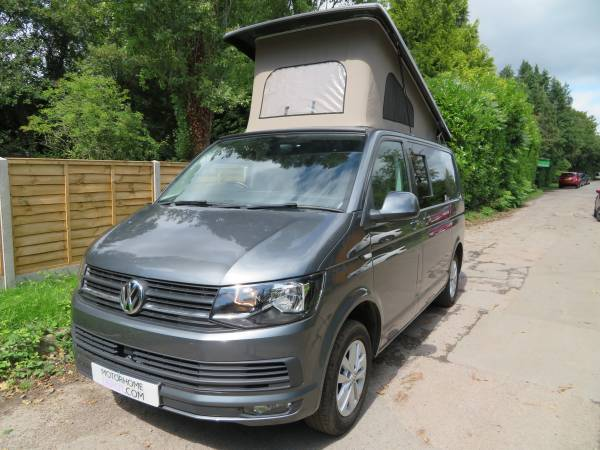 VW T6 Highline Campervan conversion with City Breaking