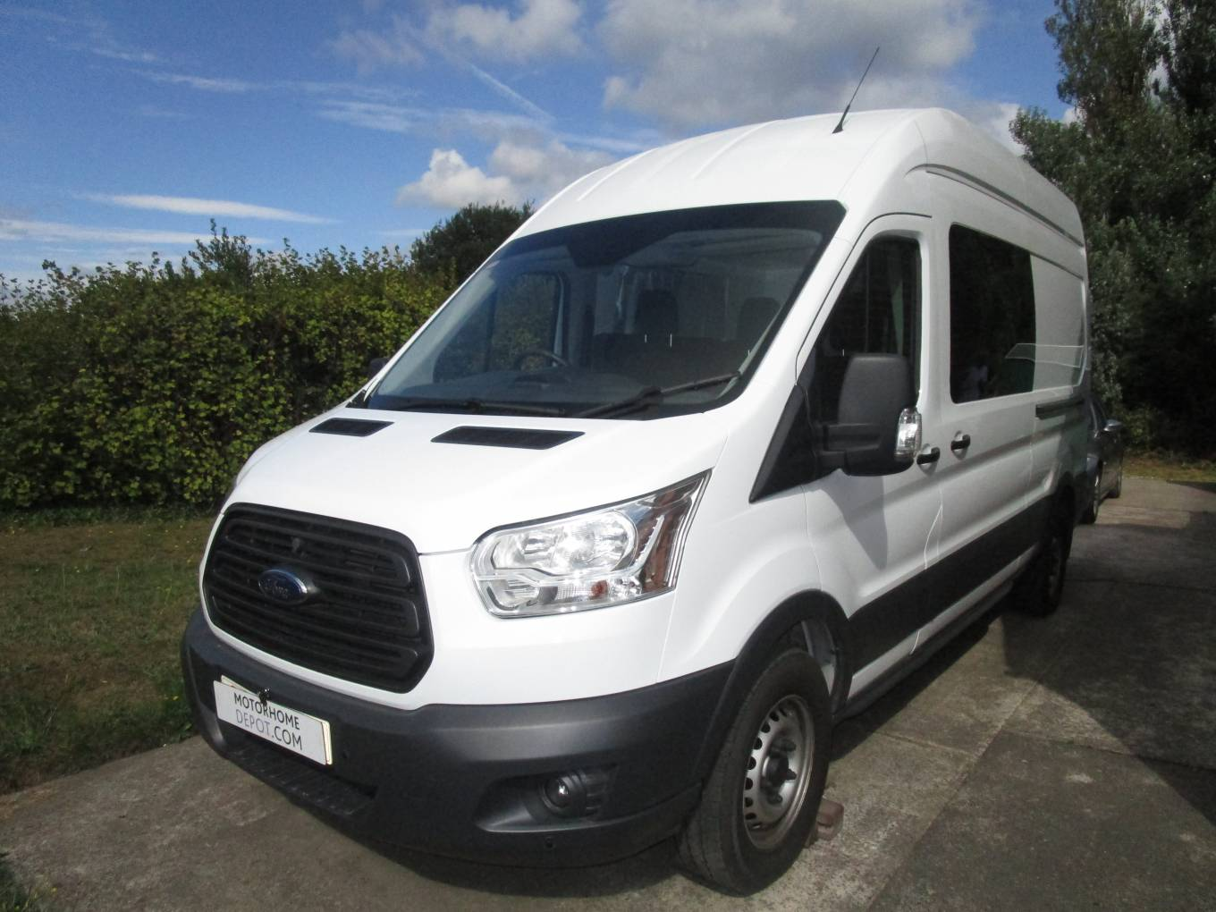 341ee03c11d701 Ford Transit High Top MWB Camper Van